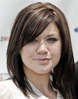 Kelly Clarkson Short Hairstyles 2011