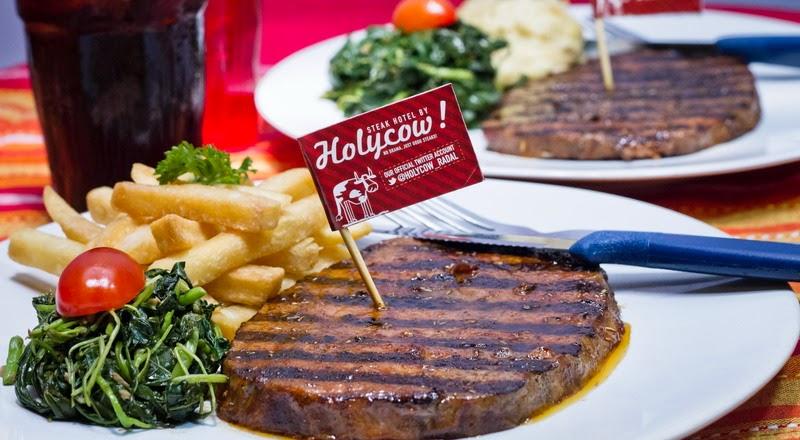 Steak Hotel by Holycow Semarang