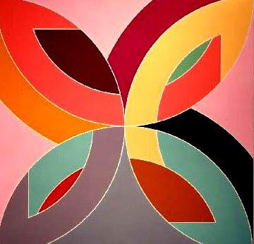 Minimalismo frank stella for Minimal art 1970