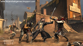 Assassin's creed rogue walkthrough