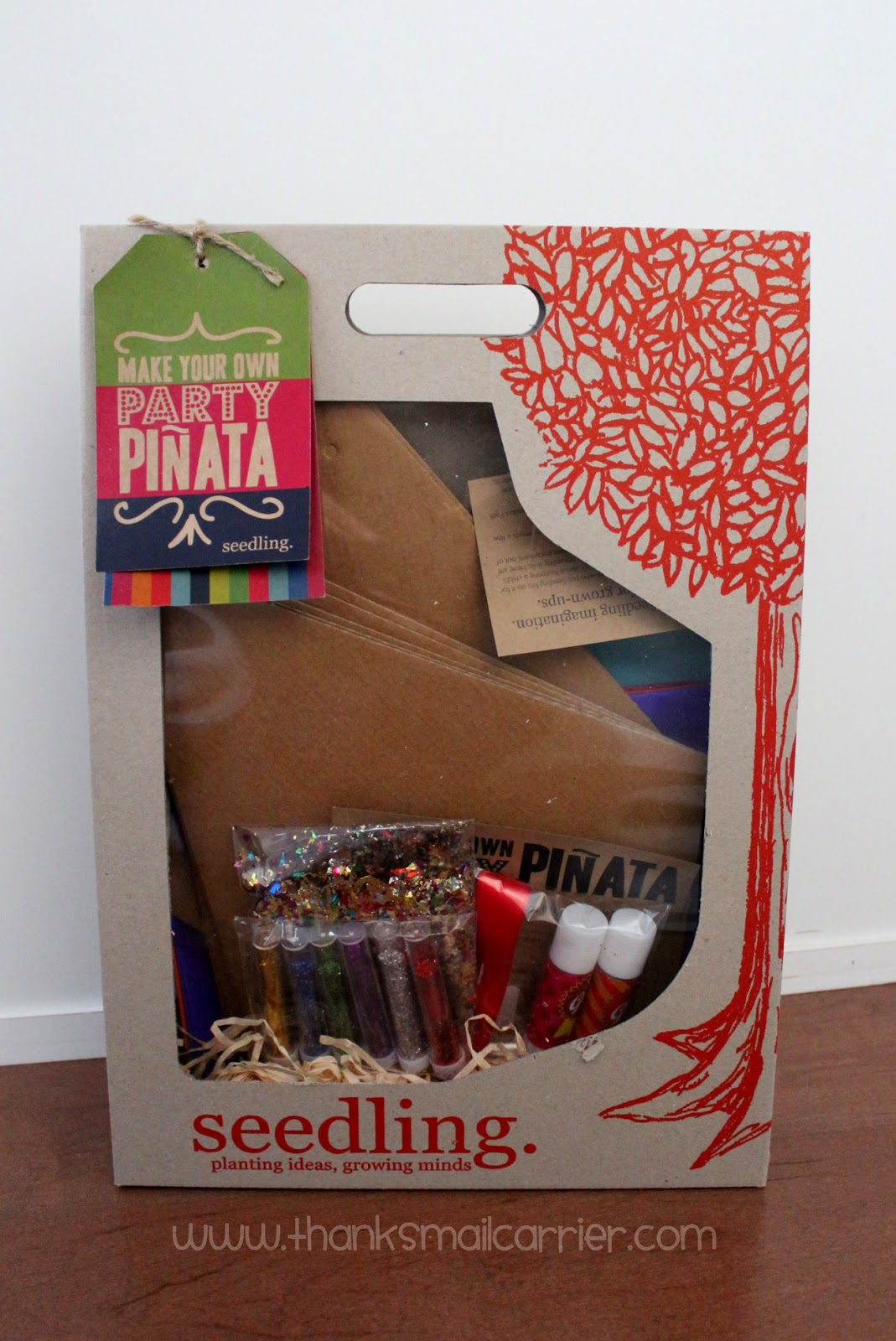 Seedling Make Your Own Pinata Kit