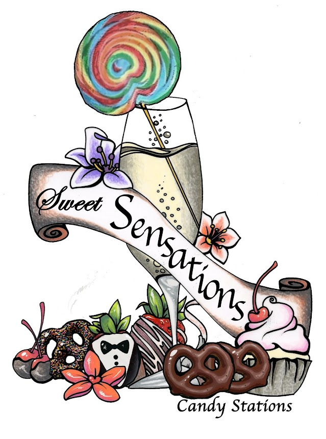 Sweet Sensations Candy Stations