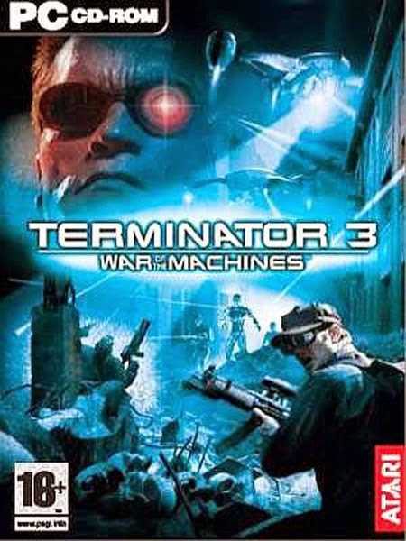 Terminator 3 Game Highly Compressed Free Download 350MB