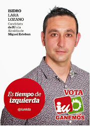 Isidro Lara, un candidato del pueblo para el pueblo