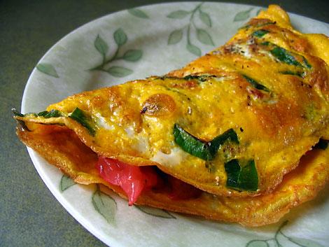 egg omelette - photo #15