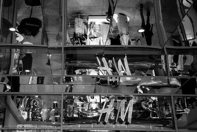 Belgrado negozio di abbigliamento