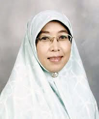 Telah ke rahmatullah... Dr Lo'lo' Mohd Ghazali