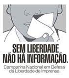 LIBERDADE DE EXPRESSÃO, JA!