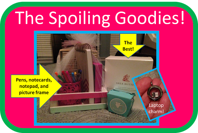 Spoil a Teacher Giveaway!, Photo, The Schroeder Page