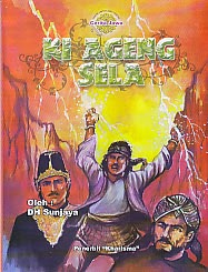 toko buku rahma: buku KI AGENG SELA, pengarang sunjaya, penerbit kharisma