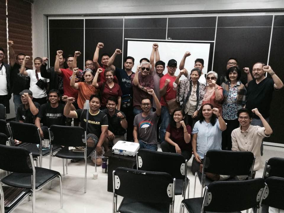 Laban ng Masa members