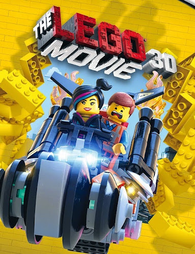 The Lego Movie (BRRip 3D FULL HD Español Latino) (2014)