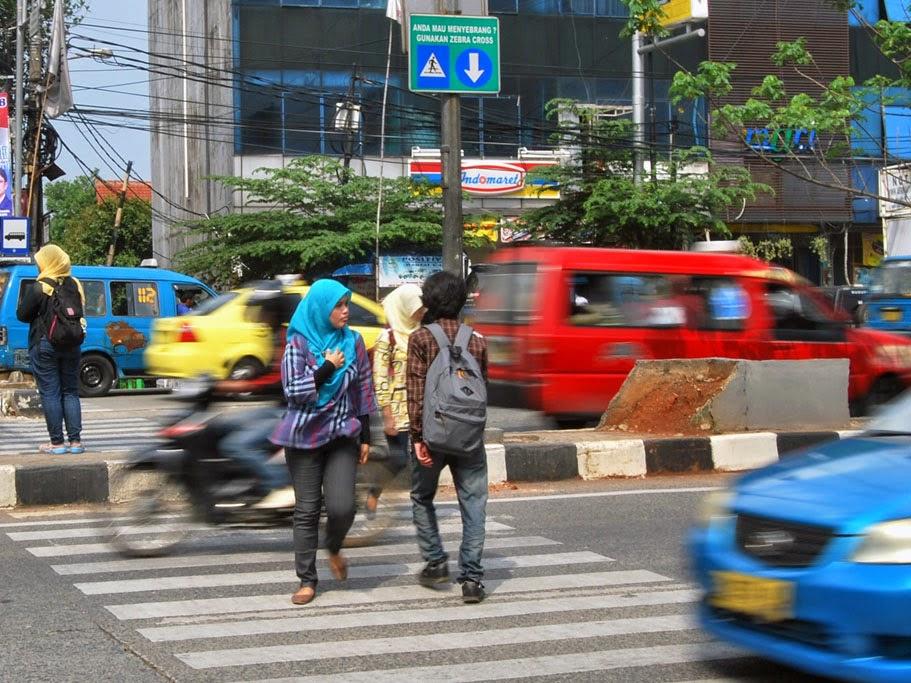 Hak dan Kewajiban Pedestrian Indonesia