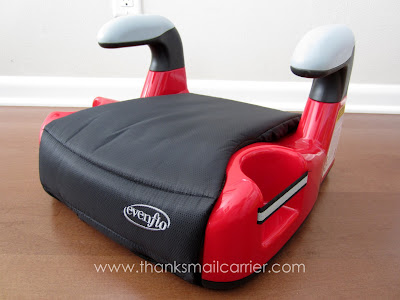 Evenflo Bid Kid Amp Booster Seat review