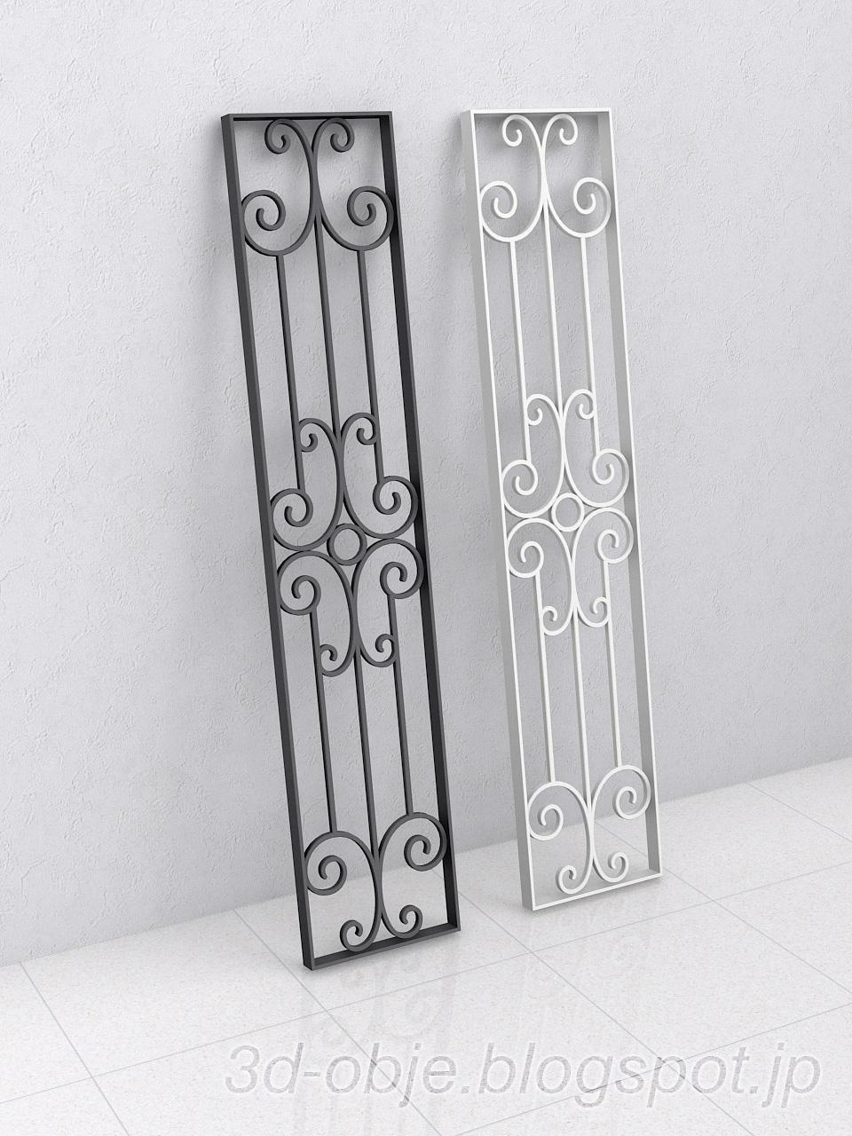 アイアンパネル [SCR_000] - Iron Panel