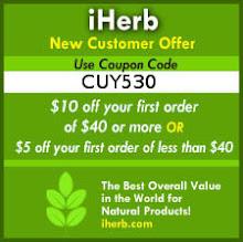 Ahorra hasta 10$ en tus compras en iHerb