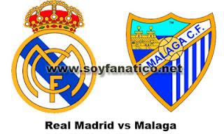 Real Madrid vs Malaga 2013