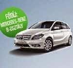 Mercedes-Benz főnyeremémy