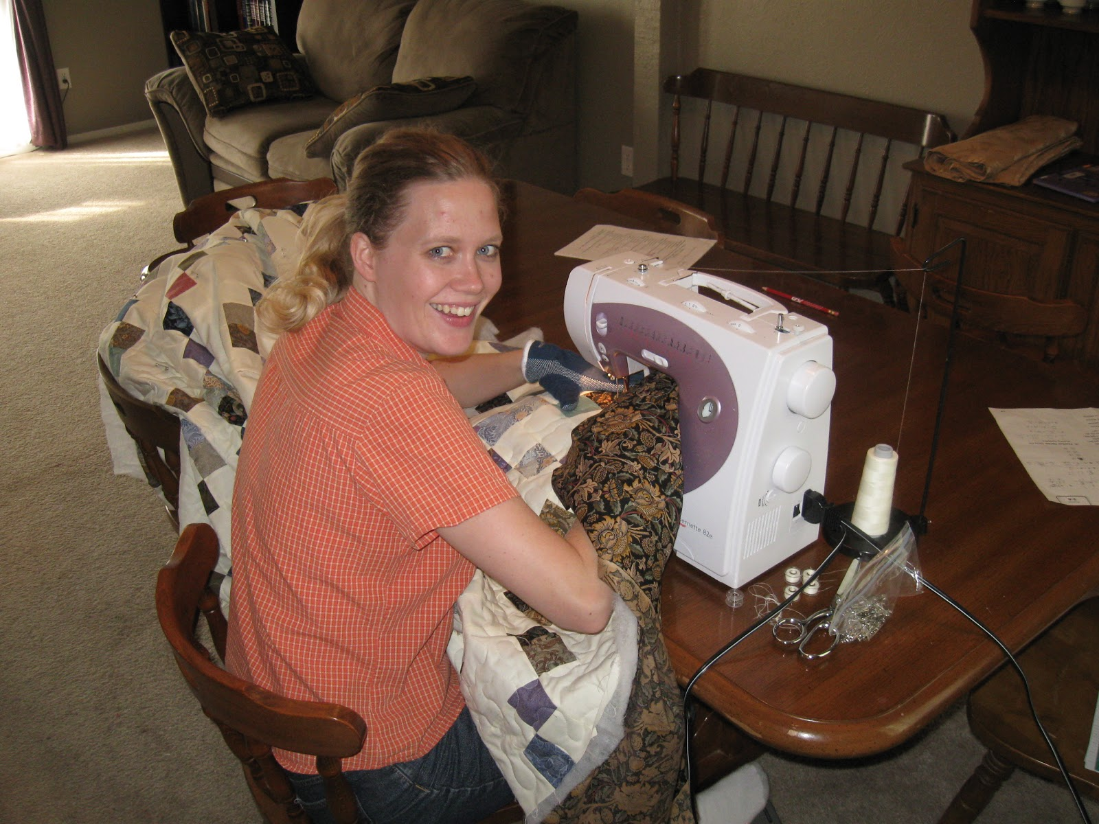 Happy Quilting: About Me : happy quilting - Adamdwight.com