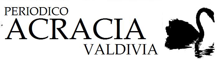 Periodico Acracia de Valdivia