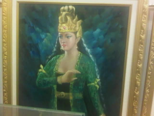 Foto Ratu Kidul