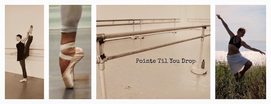 Pointe Til You Drop