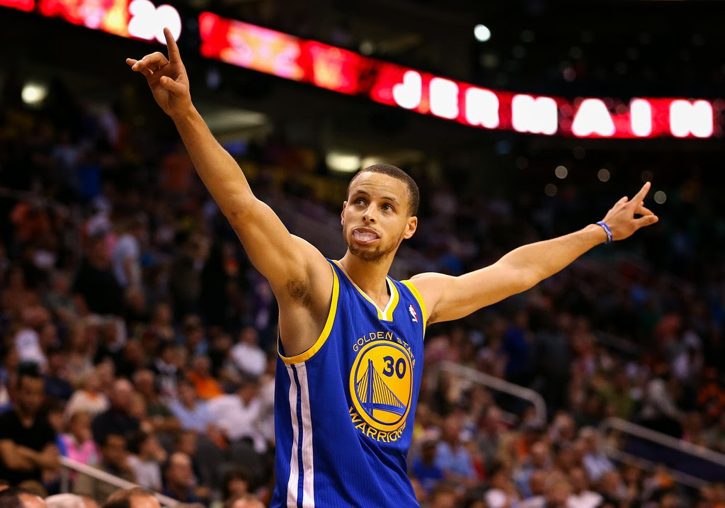 Stephen Curry, el enamorado de José para el All Star