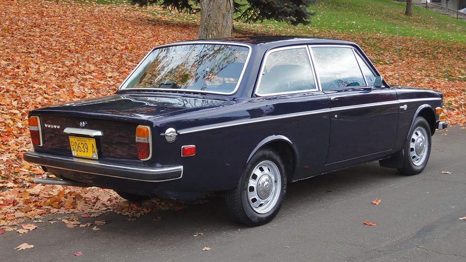 Just A Car Geek: 1971 Volvo 142 - From A Time When The ...