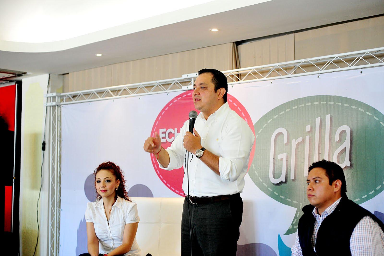 Los jóvenes, protagonistas del cambio: Américo Zúñiga