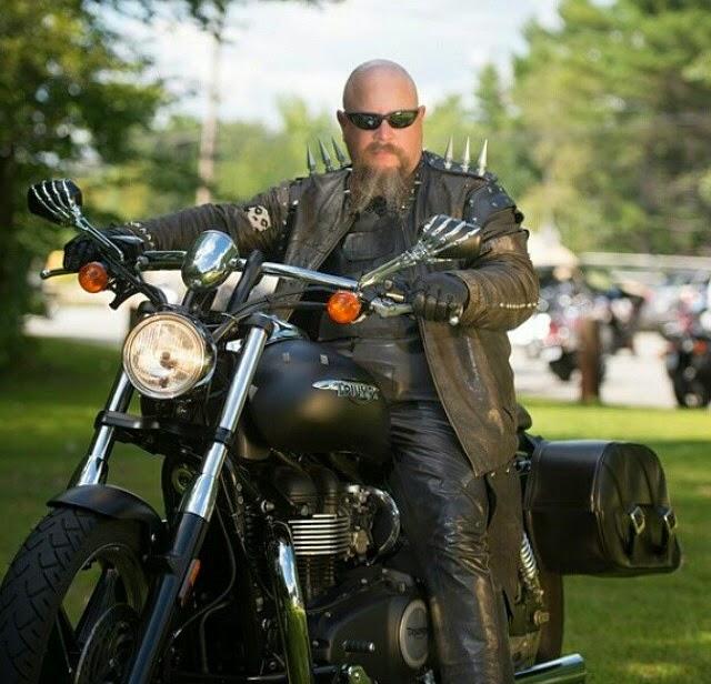 Mad Max Biker