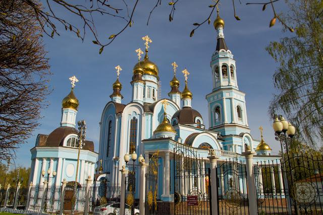 Путешествия: О жизни: Покровско-Татианинский собор