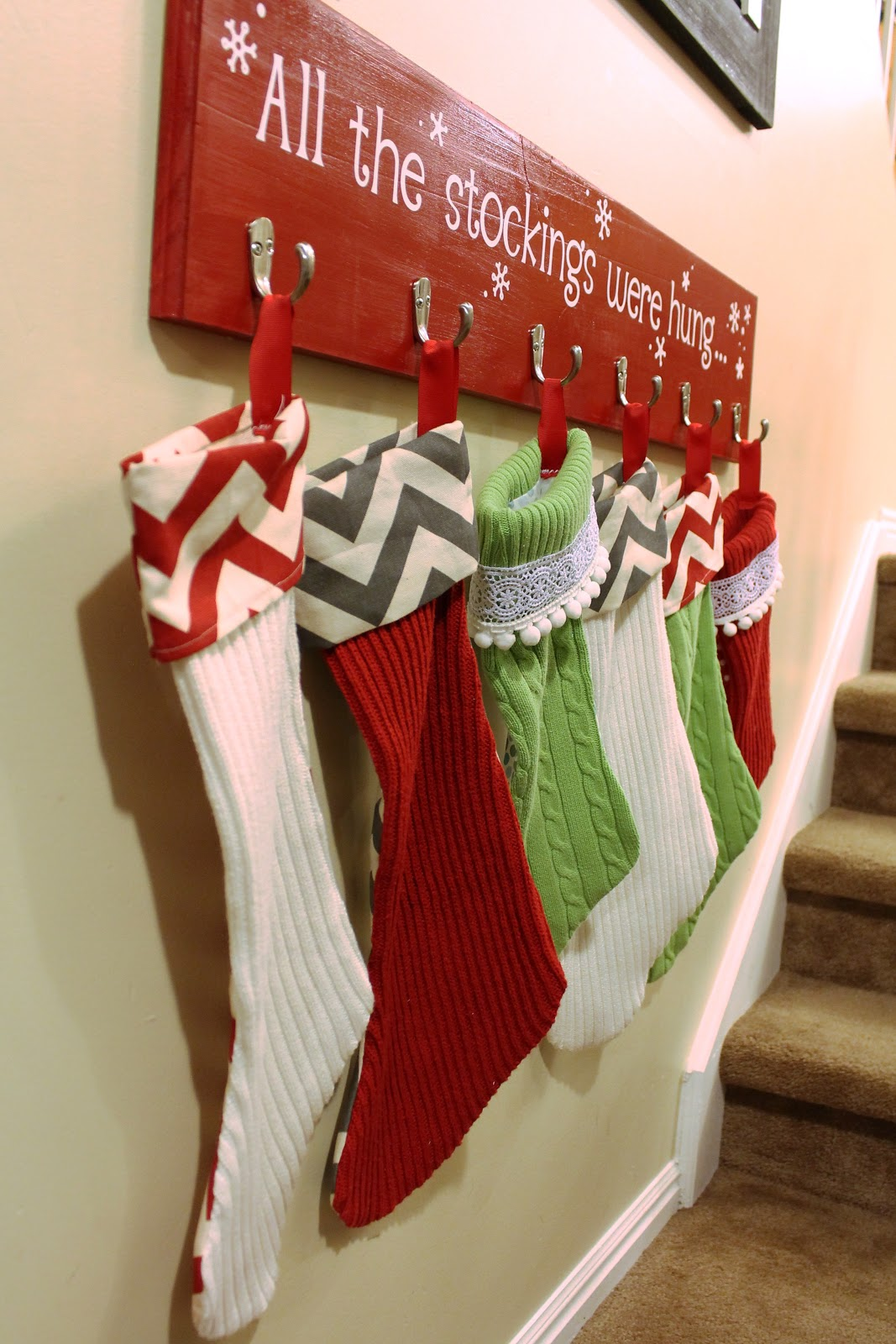 Diy Stockings From Thrift Store Sweaters Find It Make