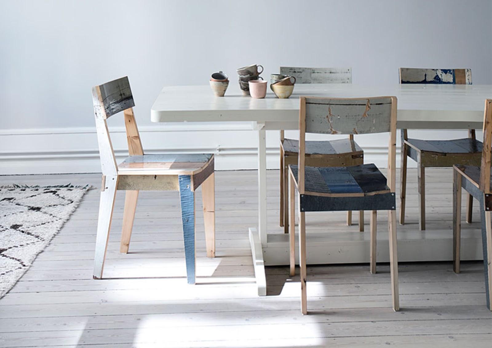 Appartamento nordico con richiami francesi ed arredi di for Blog di design