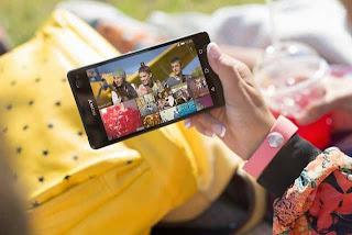 Awal Juni, Sony Rilis Smartphone Selfie Baru Xperia C4
