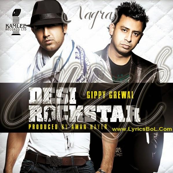 Jahaj Gippy Grewal Desi Rockstar 2
