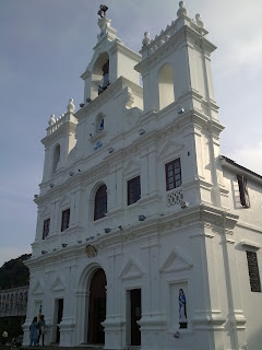 Mary Immaculate Conception Church Panjim