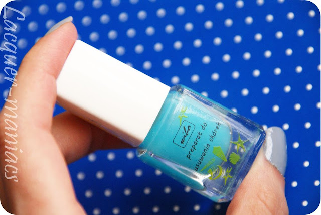 Czy ten preparat zdetronizuje Sally Hansen Cuticle Remover?
