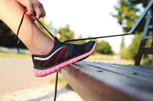 A morning jog