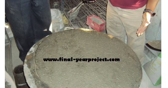 """m.tech thesis on self compacting concrete Project report """"study on self compacting concrete using industrial waste materials"""" submitted by name enno mitul pansiniya 120473106001."""