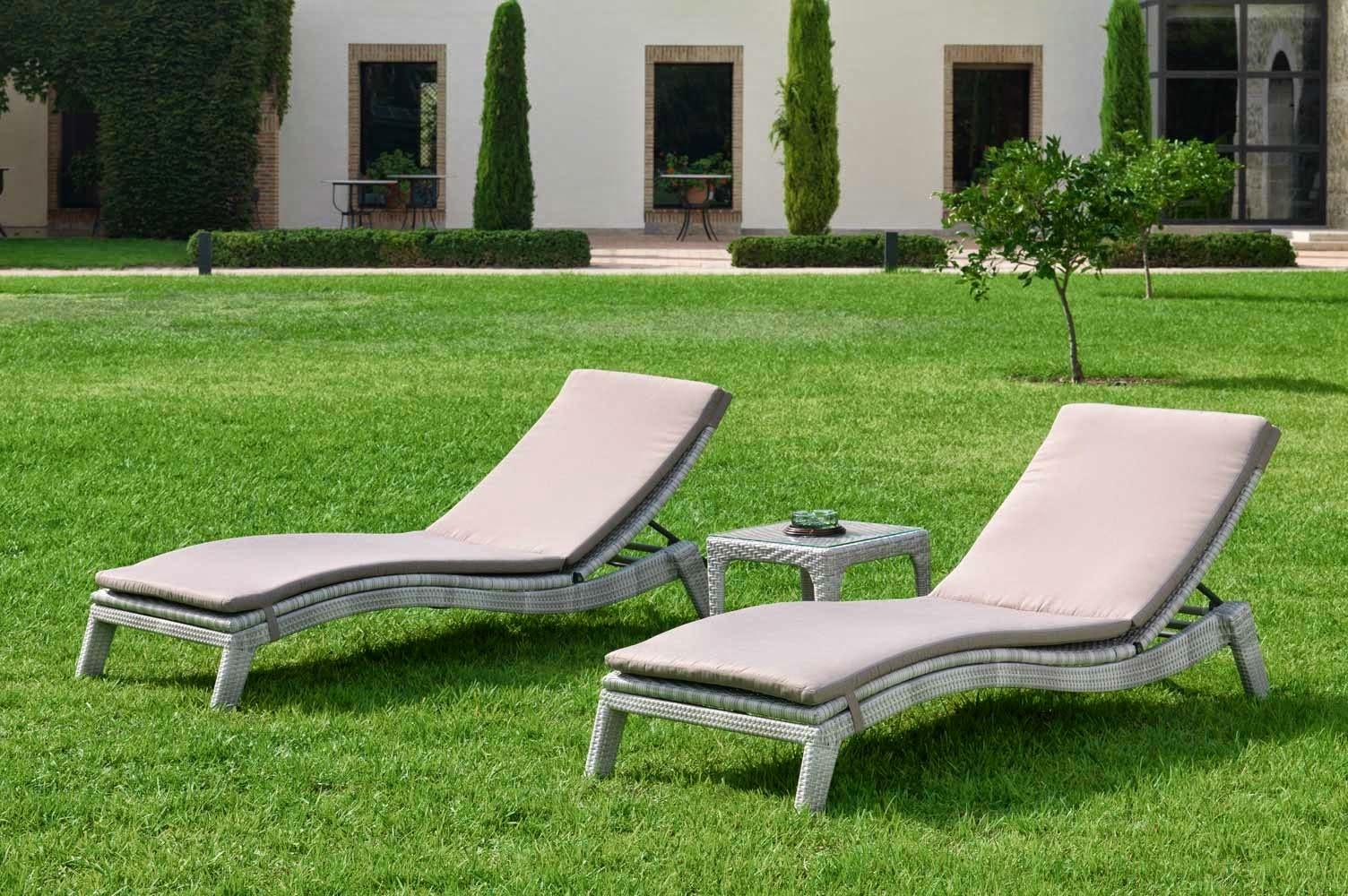 Blog de mbar muebles tumbonas y hamacas - Colchonetas para tumbonas jardin ...