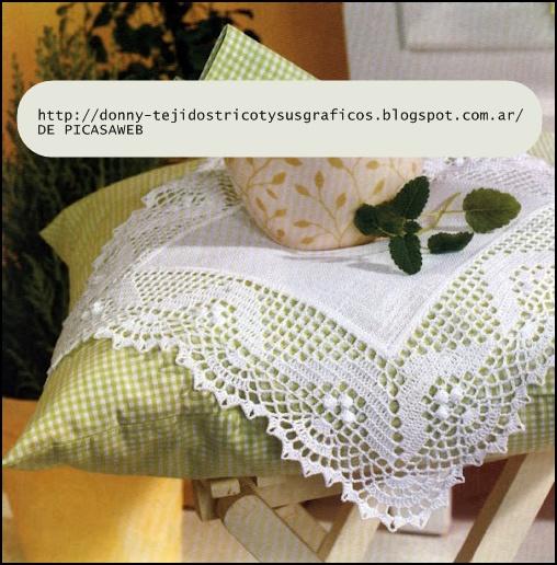Tejidos a crochet ganchillo patrones ganchillo crochet - Trabajos manuales de ganchillo ...