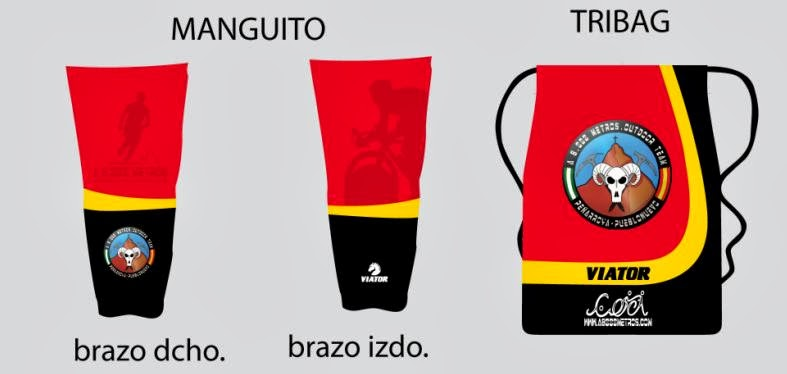 Manguitos / Tribag