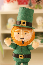 Make your own leprechaun!