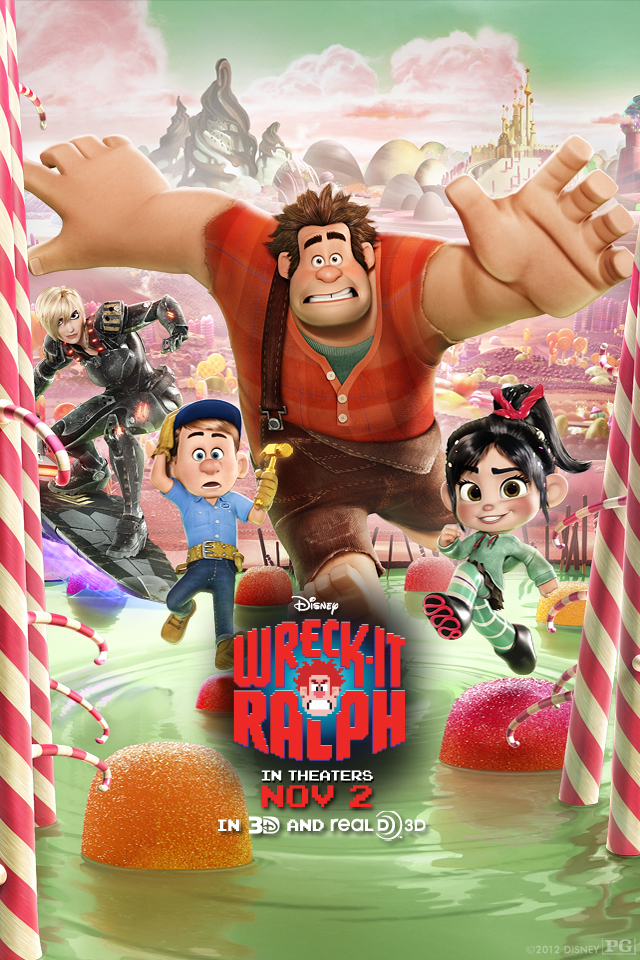 Wallpapers of Disneys New Movie WreckIt Ralph  Everything