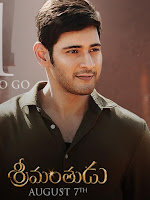 Srimanthudu count down posters-cover-photo