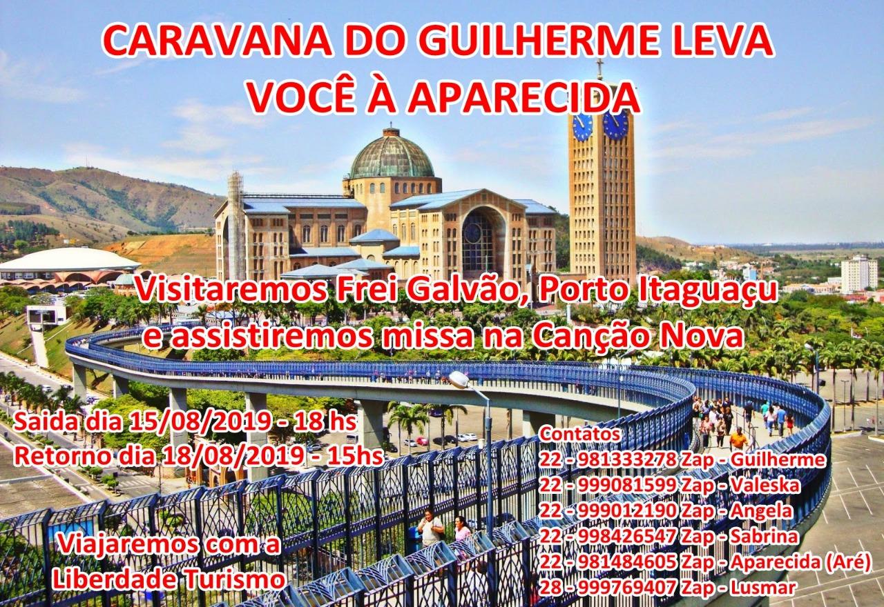 CARAVANA DO GUILHERME