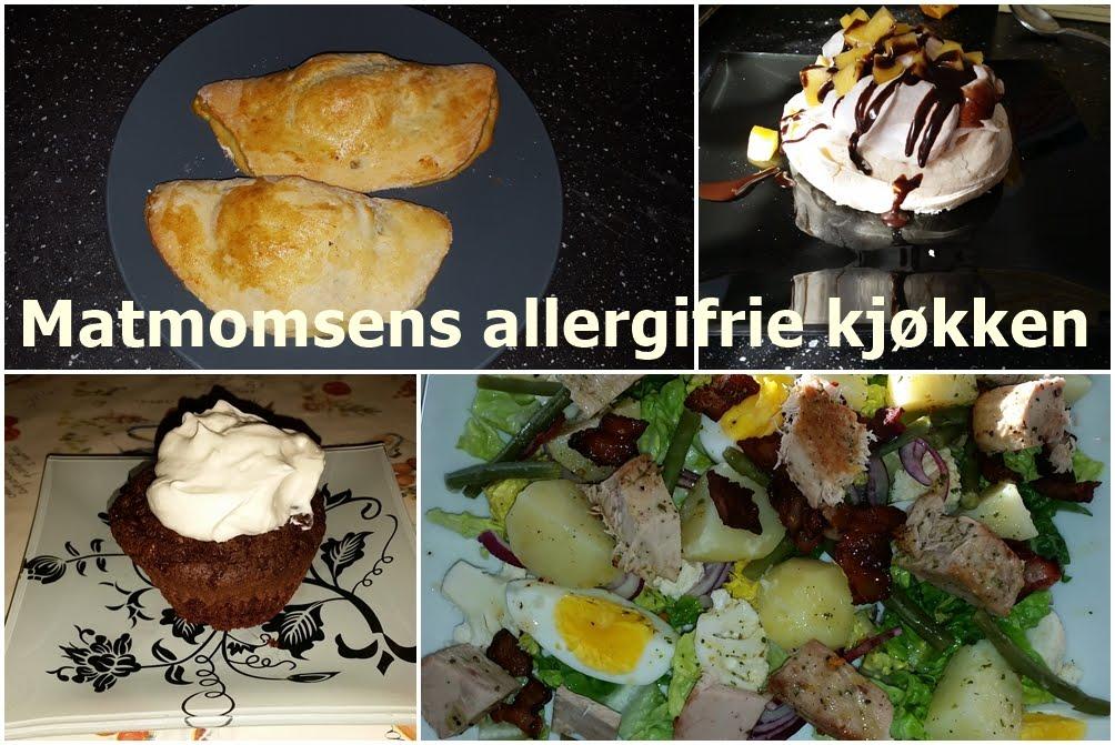 Matmomsens allergifrie kjøkken
