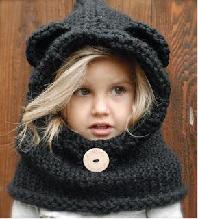 Patrones crochet: especial gorros infantiles | DulcesAmigus