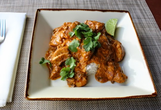 Chicken Tikka Masala – God Save the Curry