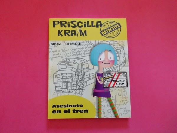 Priscilla Kram, Asesinato en el tren